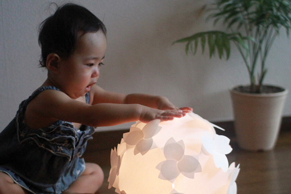 フロアライト フローリング オシャレ 赤ちゃん 安全